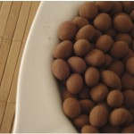 Dark chocolate kenya coffee beans