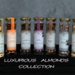 Esther Tusal Luxurous Almond Collection